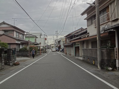 お散歩日記静岡県島田市(旧金谷町遊廓)①コメント