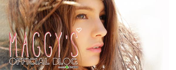 マギー☆オフィシャルブログ☆アメブロ