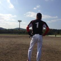 野球大会前哨戦