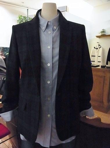 ブラックウォッチのジャケット!|千歳烏山
