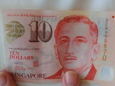 10ドル紙幣