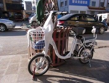 電動自転車1