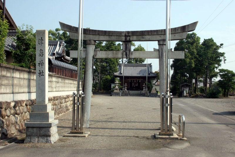十九条城/①津島神社