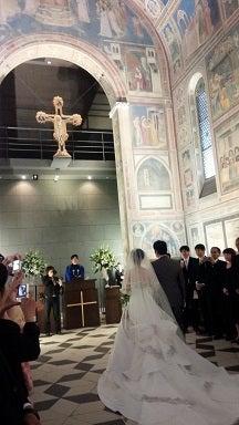 美術館での結婚式3