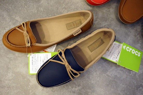 wrap ColorLite loafer w