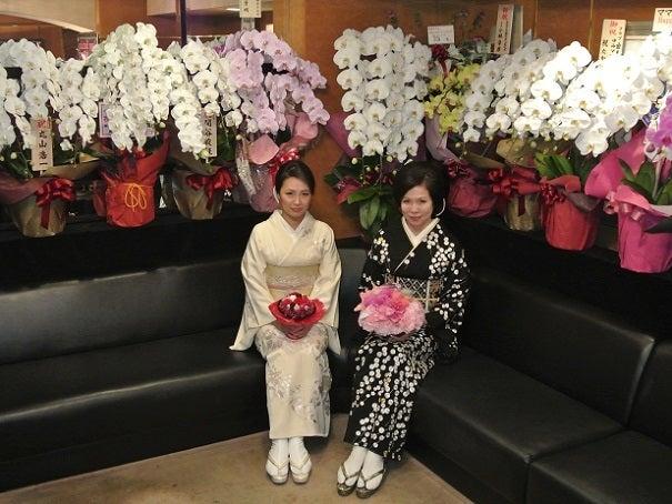 銀座クラブ由美 2014由美ママ誕生日
