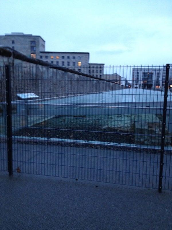 リアルベルリンの壁