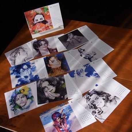Hitomi Osanai MJカレンダー2015