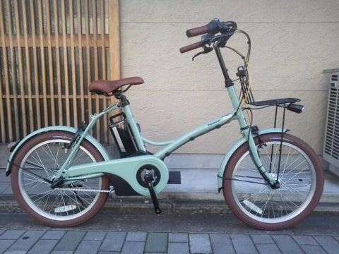 新型電動自転車は…グリッター ...