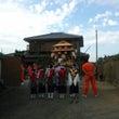 川島のお祭り無事成功…