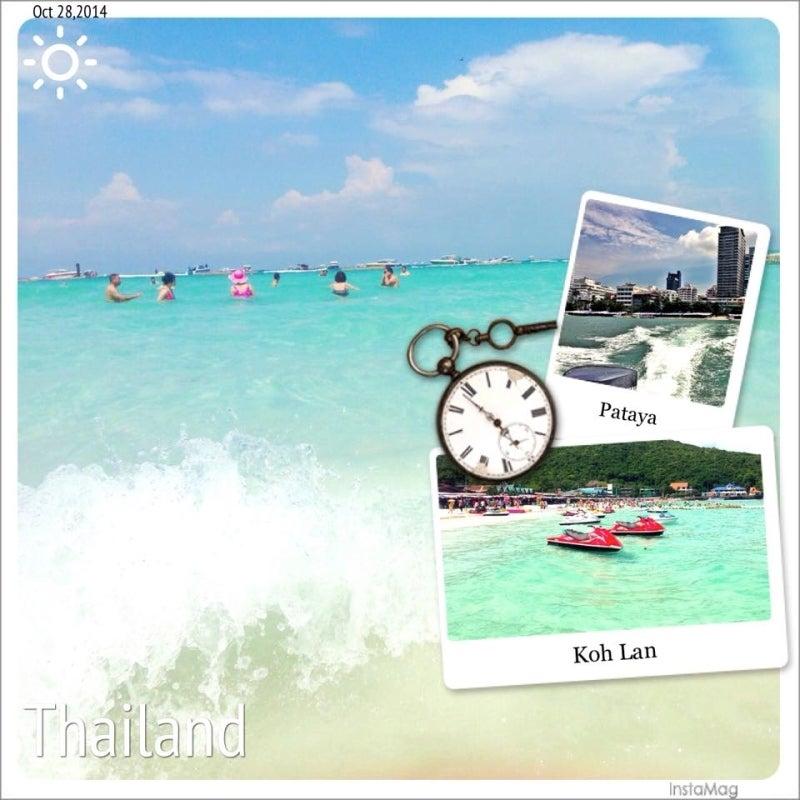 タイ_ラン島
