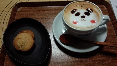 261029wakameさんたぷたぷクッキー