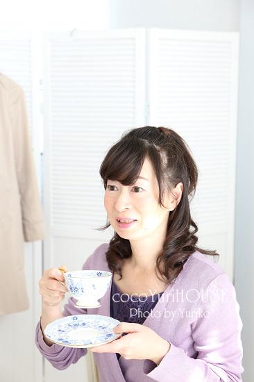 プロフィール撮影cocoYuriHOUSE