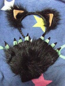 狼耳&狼手袋