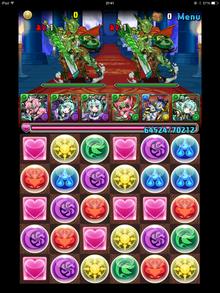 暗黒騎士2地獄級1-1