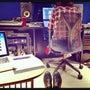 レコーディング室