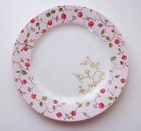 ラデュレ風のお皿