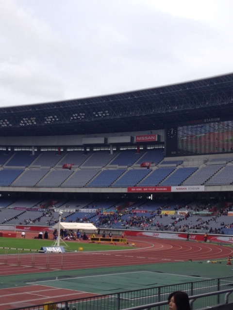 ジュニアオリンピック陸上競技大会 | LapisYUKIのハンドメイドブログ