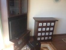 テレビ、サイドボード
