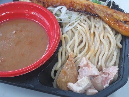 大つけ麺博 五ノ神水産の銀ダラつけ麺