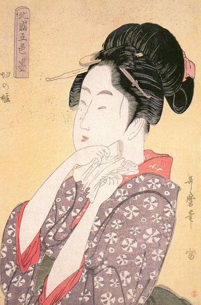 スーラ・ウタガワの「画家ごっこ雑記帳」日本浮世絵博物館*訪問記