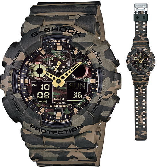 how to change the minutes on a g shock watch