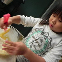 米粉でサクサク★柿タ…