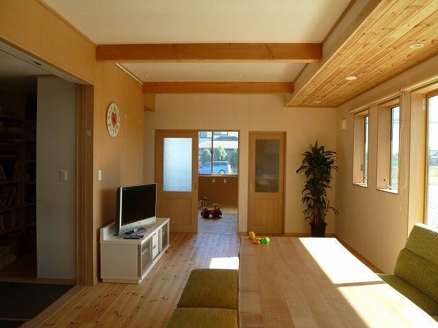 ひたちなか市 自然素材の家 高耐久 - 快適生活プランナー