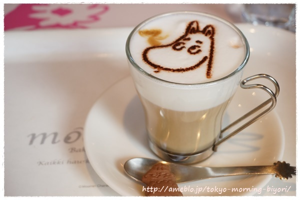 モーニング◆ムーミンベーカリー&カフェ