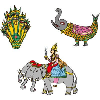 ヒンドゥーの神様3