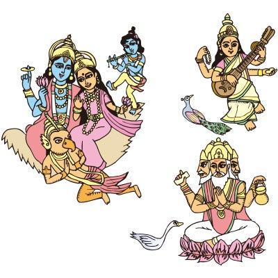 ヒンドゥーの神様2