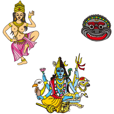 ヒンドゥーの神様4