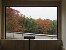 富士の見えない窓