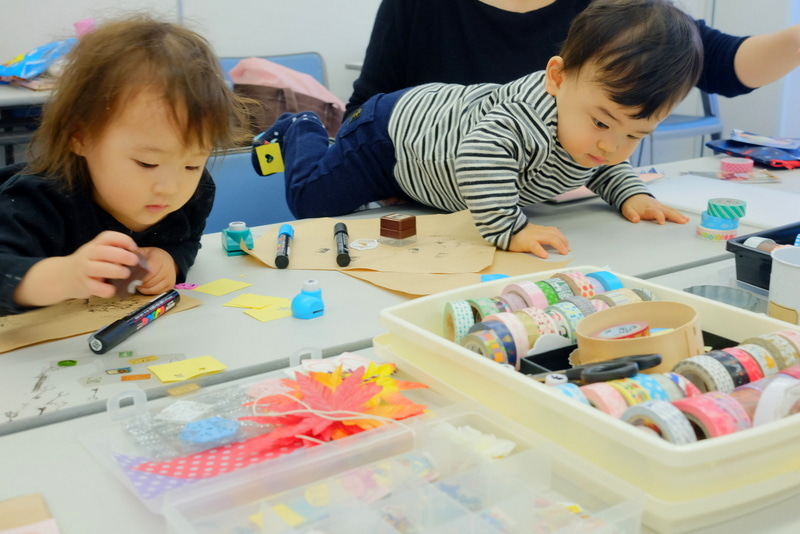 ベビーサイン教室 おひるねアート教室 Baby Tree 東京