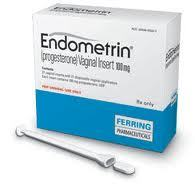エンドメトリン膣錠
