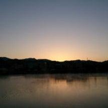久々琵琶湖♪1年ぶり…