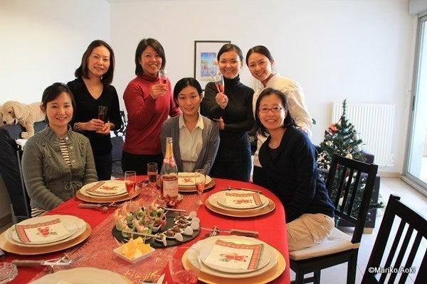 クリスマスのお料理会