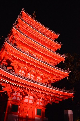 博多ライトアップウォーク2014