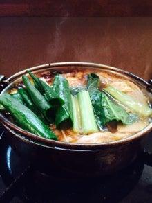 豚しゃぶ生姜鍋
