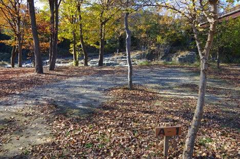 長瀞オートキャンプ場、テントサイトの詳細10