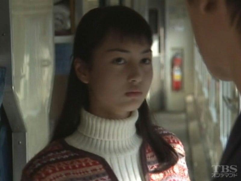 髪のアクセサリーが素敵な夏川結衣さん