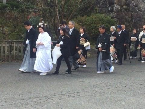 花嫁行列2