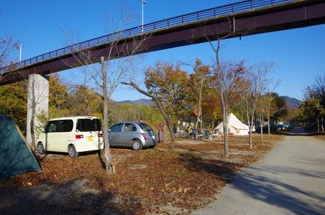 長瀞オートキャンプ場、テントサイトの詳細8