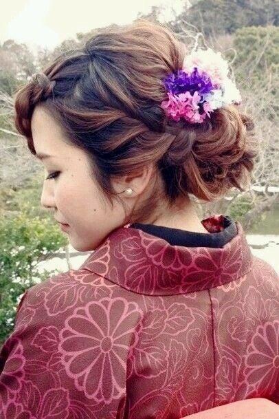 結婚式 髪 ラインストーン