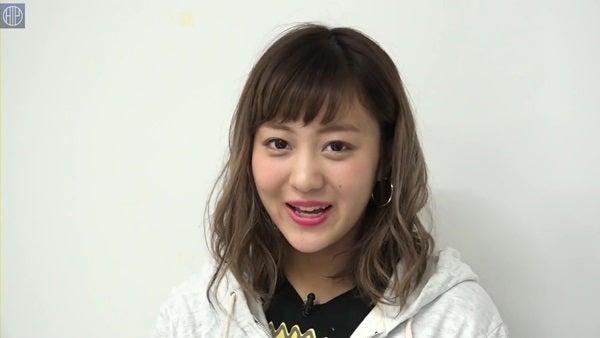 萩原舞の髪型
