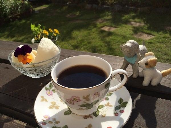 嬉しい秋コーヒー1