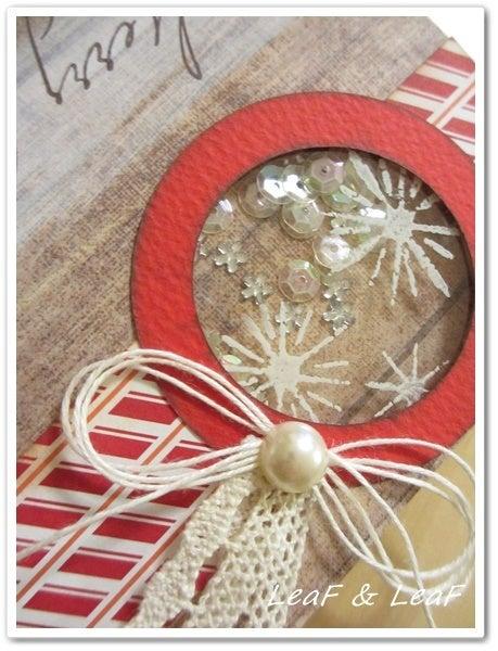 手作りクリスマスカード