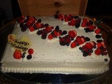 ジーナ特製ウエディングケーキ