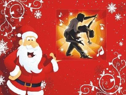クリスマス、サルサ、イベント
