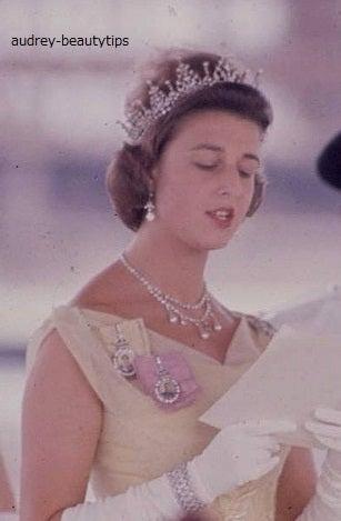 アレクサンドラ王女1960年ニジェール